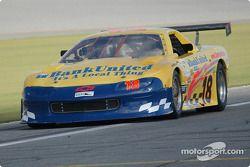 #18 ChevyLeavy.com Racing Team Camaro: Jon Leavy, Kenny Bupp Jr.