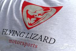 Flying Lizard Motorsports t-shirt