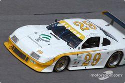 #29 Sky Blue Racing Mustang: Woodson Duncan, Eric Curran, Stu Hayner