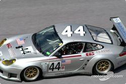 #44 Orbit Racing Porsche GT3 RS: Jay Policastro, Joe Policastro