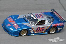 #05 Team Re / Max Racing Corvette: John Metcalf, Rick Carelli, David Liniger
