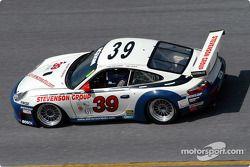 #39 Stevenson Motorsports / Auto Assets Porsche GT3 RS: Chip Vance, John Stevenson