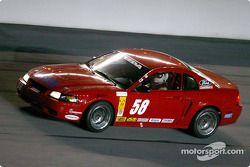 #58 Rehagen Racing Mustang Cobra SVT: Scott Turner, Larry Rehagen, Dean Martin