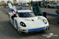La PAP-Parts BMW FABCAR Daytona Prototype