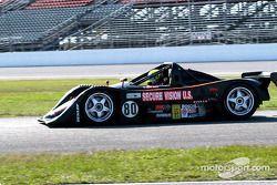 #80 G&W Motorsports Nissan Lola: Robert Prilika, Davy Jones, Joe Masessa