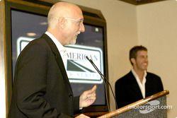 Grand-Am award ceremonies: Brent Martini