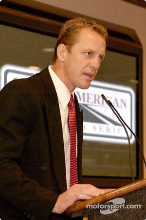 Grand-Am award ceremonies: Terry Borcheller