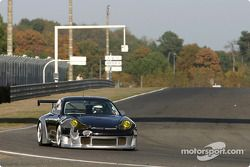 #42 T2M Motorsport Porsche GT3-RS: Georges Forgeois