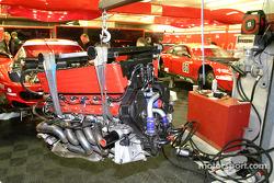 Moteur Veloqx Care Racing Racing Ferrari 550 Maranello