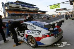 Les stands System Force Motorsport