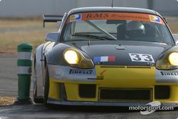 #33 Bernard Jubin Porsche GT3-RS: Christophe Tinseau