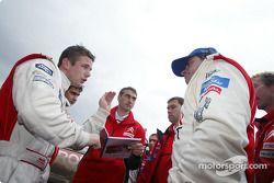 Sébastien Loeb et Carlos Sainz