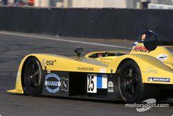 #25 Gérard Welter WR-Peugeot: Jean-René de Fournoux, William David, Bastien Brière