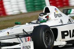 Andre Lotterer, Nakajima Racing