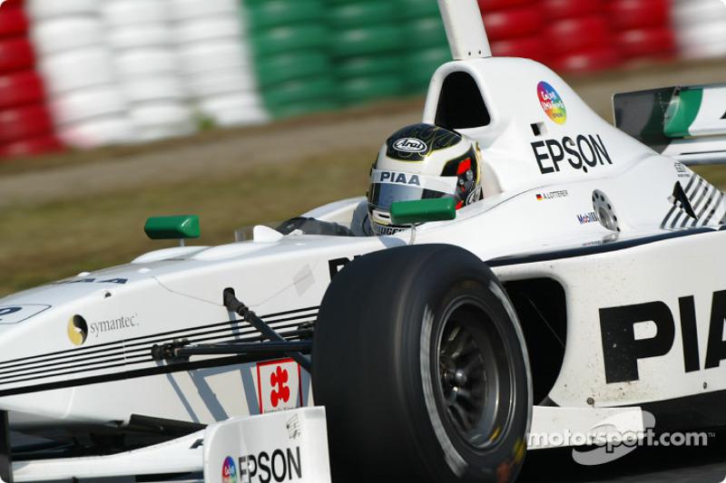 Andre Lotterer, Nakajima Racing (2003)
