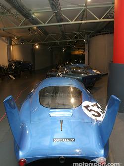 C.D. Peugeot F de 1966