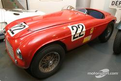 Ferrari 166 MM Barchetta de 1949