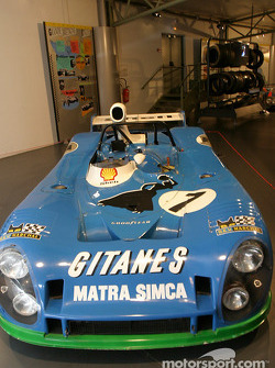 Matra-Simca MS 670 B de 1974