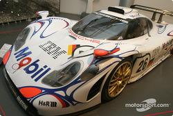 Porsche 911 GT1 de 1998