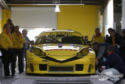 #38 PK Sport Ltd Porsche GT3-RS