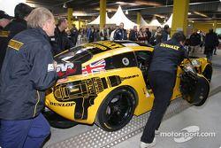 #46 DeWalt-Racesports Salisbury TVR Tuscan