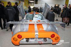 #44 Spyker Automobielen BV Spyker C8 Double12R