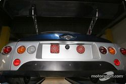 #49 The Morgan Motor Co Morgan Aero 8