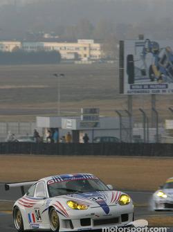 #34 Noel Del Bello Porsche GT3-RS: Jean-Luc Maury-Laribière, Philip Collin, Patrick Caternet