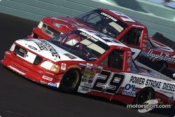 Terry Cook et Johnny Sauter