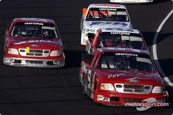 Johnny Sauter et Rich Bickle