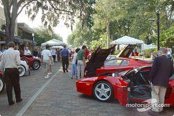Des Ferrari Testarossa