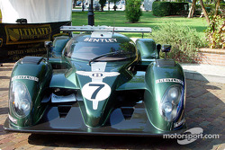 Winner of the 24 Hours of Le Mans 2003: Bentley Speed 8