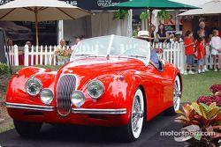 Jaguar Vintage XK 12 SE de 1954