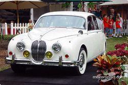 Jaguar Mark II de 1962