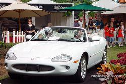 Jaguar XKR de 2000
