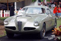 Zagato Alfaro Romeo de 1955, choix du jury