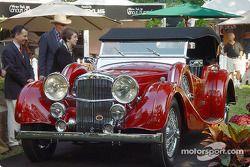 Trophée du Fondateur : Alvis Speed de 1939