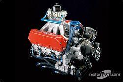 Moteur de la Toyota Tundra NASCAR Craftsman Series Truck