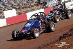 Rick Ziehl et Brandon Lane