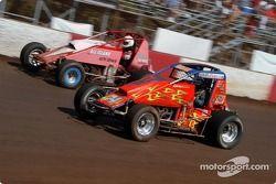 Rodney Capello et Mike Boat