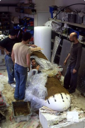 Tribe Art Commission2 ve Hassen Chalayan: making of