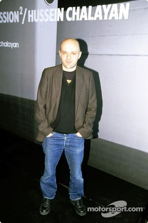 Tribe Art Commission2 ve Hassen Chalayan: Hassen Chalayan