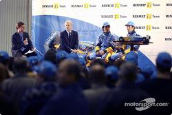 Conférence de presse : Fernando Alonso et Jarno Trulli