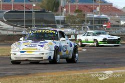 84 Porsche 911, C12 and 81 Jaguar XJS, C5