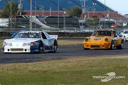 92 Mustang Trans-Am, C14 and 74 Porsche 911 RSR, C6