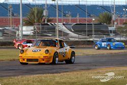 74 Porsche 911 RSR, C6 and 70 Porsche 911 RSR, C14;