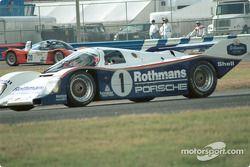 86 Porsche 962, GTP2