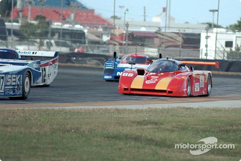84 Porsche 956, GTP2 12 92 Intrepid GTP GTP1 68 85 Argo JM19, GTP4