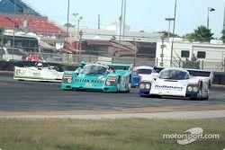 87 Porsche 962, GTP2 1 86 Porsche 962, GTP2 88 91 Nissan NPTI GTP1 89 81 Ocelot Mk-8A, 3C