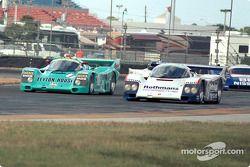 87 Porsche 962, GTP2 1 86 Porsche 962, GTP2 88 91 Nissan NPTI GTP1